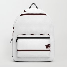 Grimes For President Walking Dead Dixon 2016 Backpack