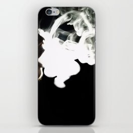 A Lonely Night iPhone Skin