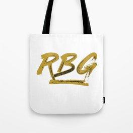 Rbg Shirt Tote Bag