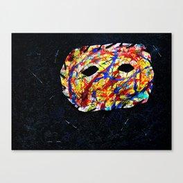 """Depression Series - #2"" Canvas Print"