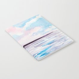 Abstract seaview Notebook