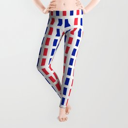 Flag of France 2- France, Français,française, French,romantic,love,gastronomy Leggings