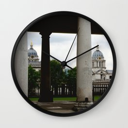 Royal Naval College Wall Clock