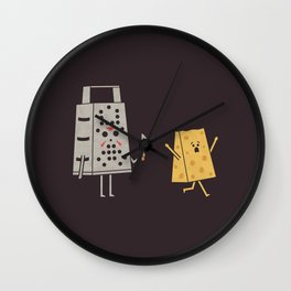 Jason Gorecheese Wall Clock