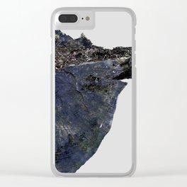 Stump 10 Clear iPhone Case