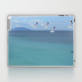 capri blues Laptop & iPad Skin