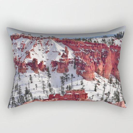 Bryce Canyon - Sunset Point III Rectangular Pillow