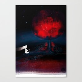 More than star Canvas Print