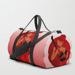 Cherry Duffle Bag