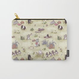 a bunny day Carry-All Pouch