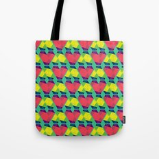 BP 82 V Diamonds Tote Bag