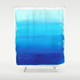 Blues No. 1 Shower Curtain
