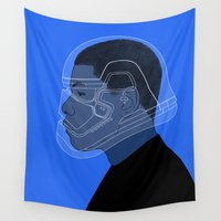 finn Wall Tapestries featuring 2/4 by rdjpwns