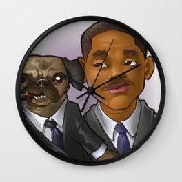 MEN IN BLACK Wall Clock