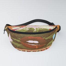 MORNING PSYCHEDELIA Fanny Pack