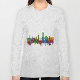 Split Croatia Skyline Long Sleeve T-shirt