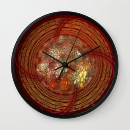 The Talisman  Wall Clock