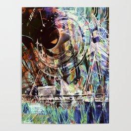 """Locomotion"" Poster"
