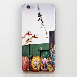Williamsburg style iPhone Skin