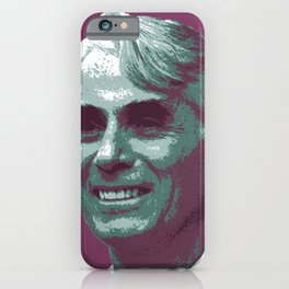 Robert Nozick iPhone Case