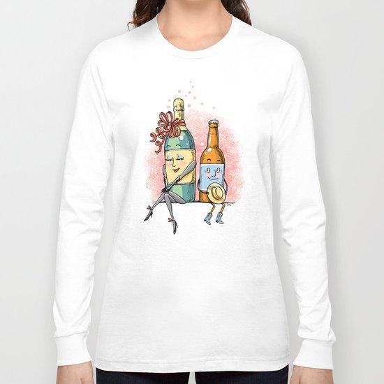 Bottled Romance Long Sleeve T-shirt