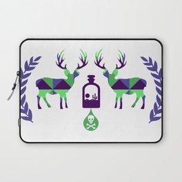 2 deers Laptop Sleeve