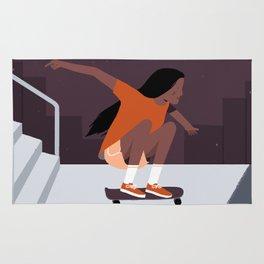 Skate Girls Series Rug
