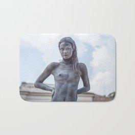 Bodypainting Bath Mat