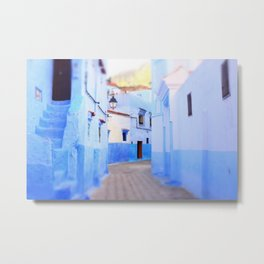 Moroccan Architecture Metal Print