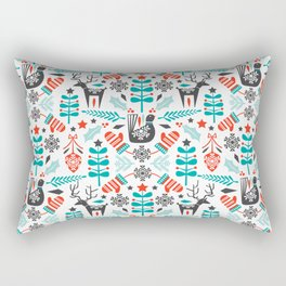 Hygge Holiday Rectangular Pillow