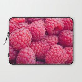 Fresh raspberries Laptop Sleeve