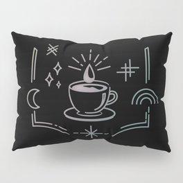 Mystic Coffee Pillow Sham