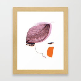 Nuda_2 Framed Art Print