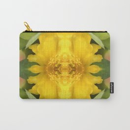 Freedom Flower Carry-All Pouch
