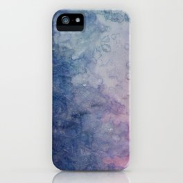 Stasis001 iPhone Case