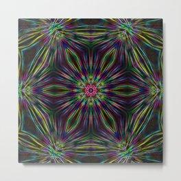 Kaleidoscope 04 Metal Print