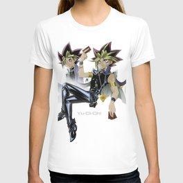 Yu-Gi-Oh! Yami Yugi & Yugi Mutou T-shirt