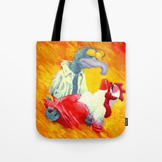 Gonzo With The Wind Tote Bag