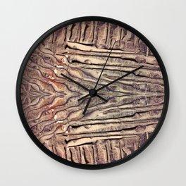Riven Wall Clock