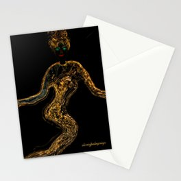 MAMBO  THE DANCER Stationery Cards