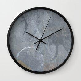 2017 Composition No. 24 Wall Clock