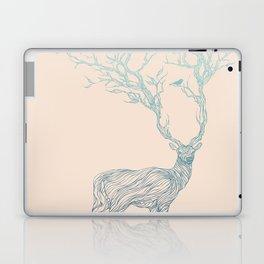 Blue Deer Laptop & iPad Skin