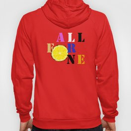 All For One Hoody