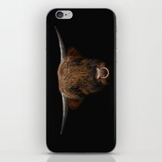 What A Load Of Bull .... iPhone & iPod Skin