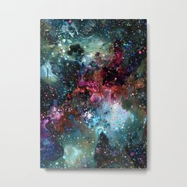 Theory of Everything Metal Print