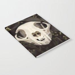 Skull and Bone Notebook