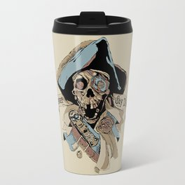 One Eyed Willy Never Say Die - The Goonies Travel Mug