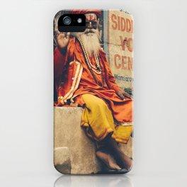 guru iPhone Case