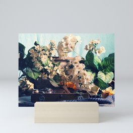 Floral 1 Mini Art Print