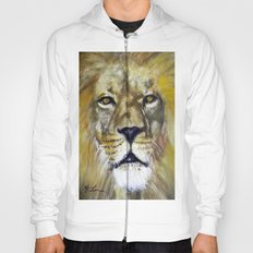 Title: Mesmerizing Lion King Hoody